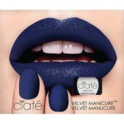 Ciaté Velvet Manicure Blue Suede - eleven.no
