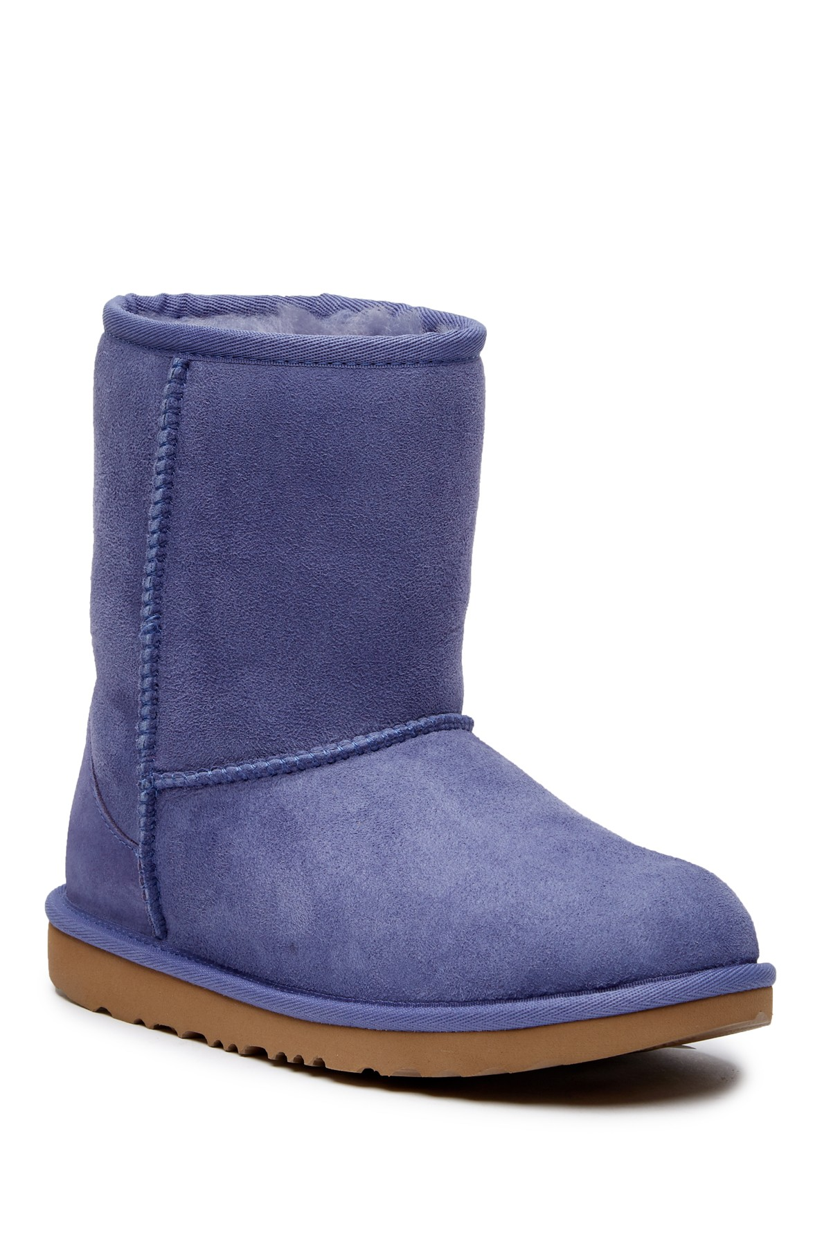 d97072ccc07 UGG Classic Short II Water Resistant Genuine Shearling Boot (Little ...