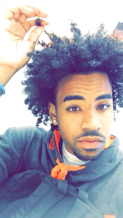 pin mikal gilbert curly-fros