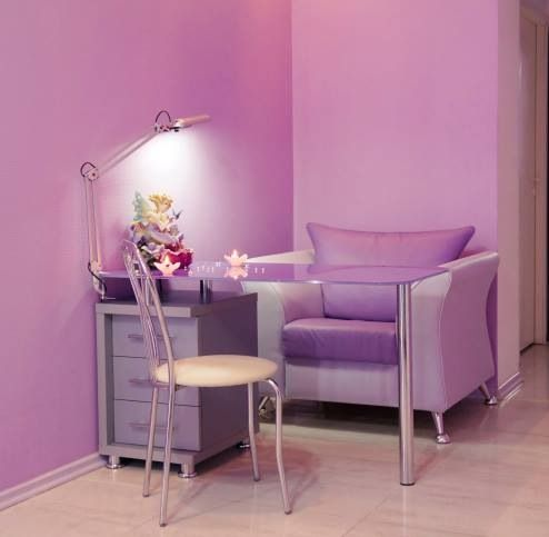 Salon Ideas · Beauty Salon DesignBeauty Salon InteriorBeauty ...
