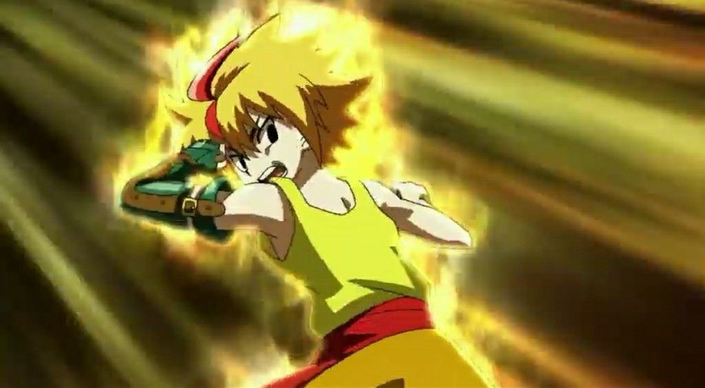 Free De La Hoya Beyblade Burst Character Art Anime