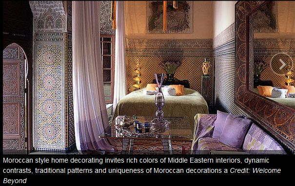 51 Most inspiring Moroccan style interiors | Moroccan design ...