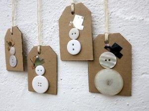 schneem nner aus kn pfen weihnachtsanh nger basteln. Black Bedroom Furniture Sets. Home Design Ideas