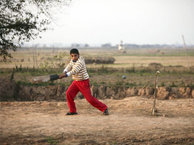 Pin On Street Cricket