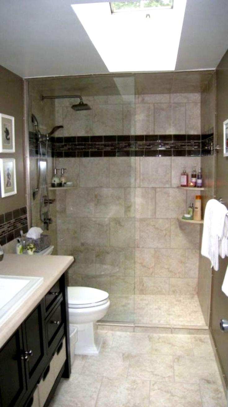 Best Small Bathroom Remodel Ideas On A Budget 28 Small Bathroom Remodel On A Budget How To De In 2020 Small Bathroom Remodel Small Bathroom Bathroom Renovation Diy