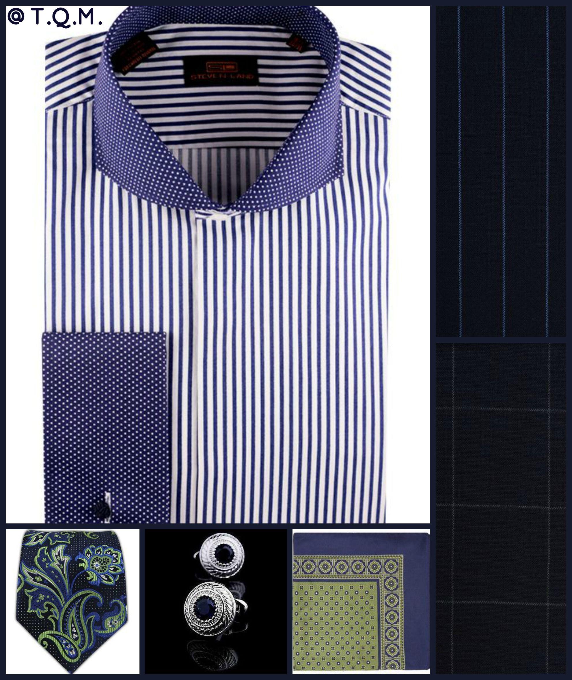 Shirttie Combo Steven Landshirt The Tie Bartie Unknown