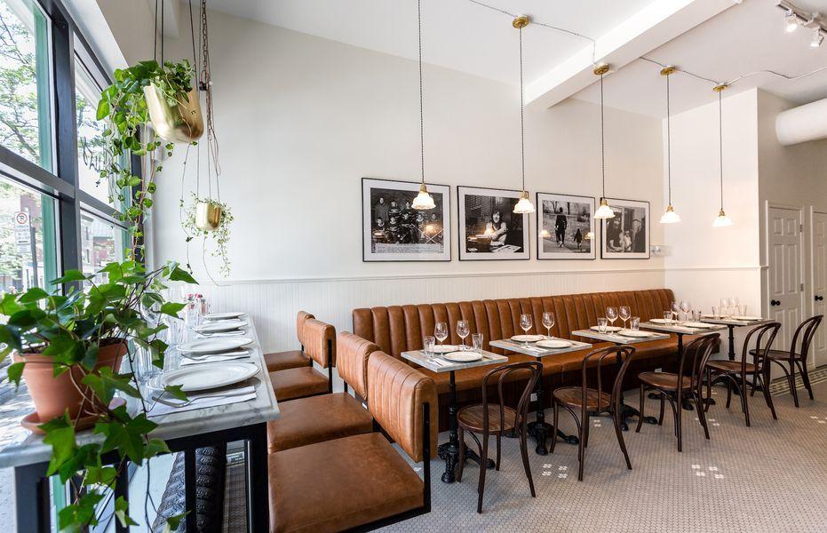 Take A Tour Of Arthurs New Wave Nosh Bar For Saint Henri