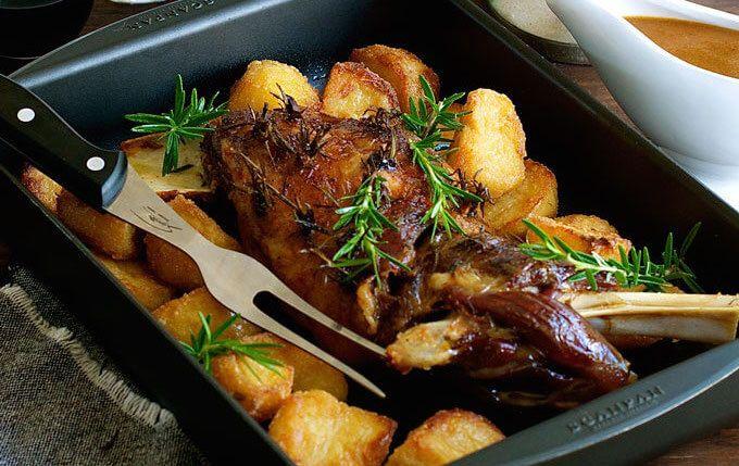 Slow Cooked Lamb Shoulder | Recipe | Lamb recipes ...