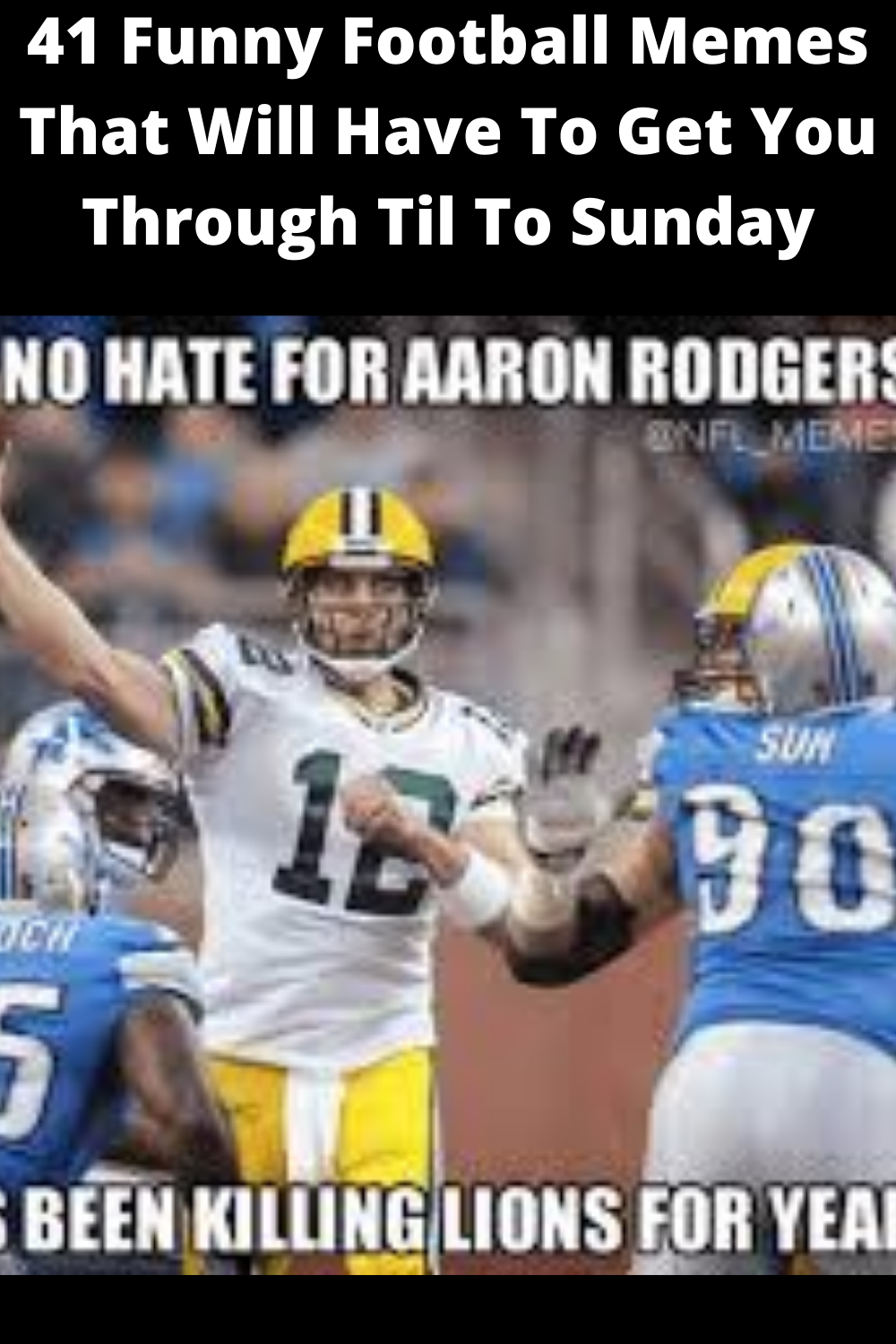 41 Funny Football Memes That Will Have To Get You Through Til To Sunday Funny Football Memes Football Funny Football Memes