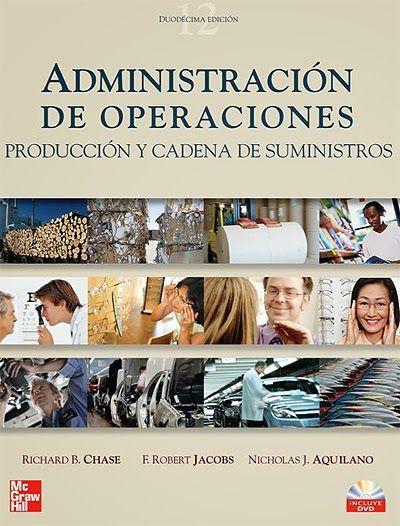 Libros De Administracion, Administracion, Administración  De La Producción  @tataya.com.mx