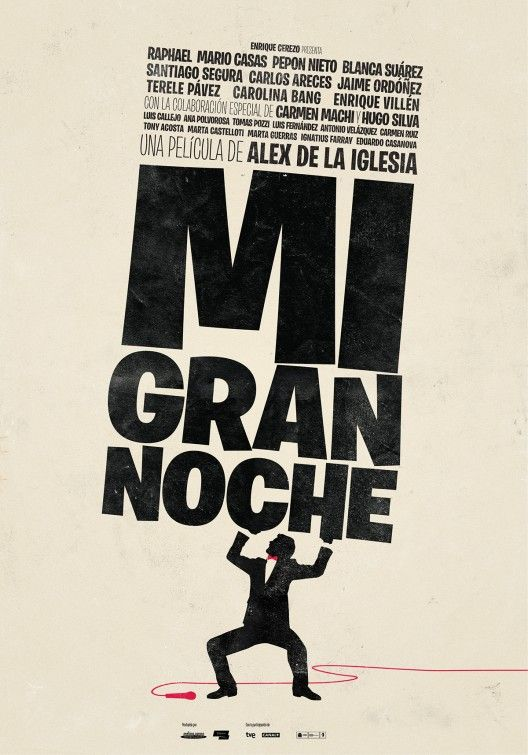 Click to View Extra Large Poster Image for Mi gran noche
