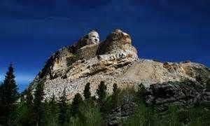 Crazy Horse Memorial - Bing Images