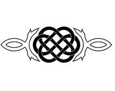 Photo of Tatouage de noeud de mariage celtique que je veux à mon annulaire – Bijoux femme