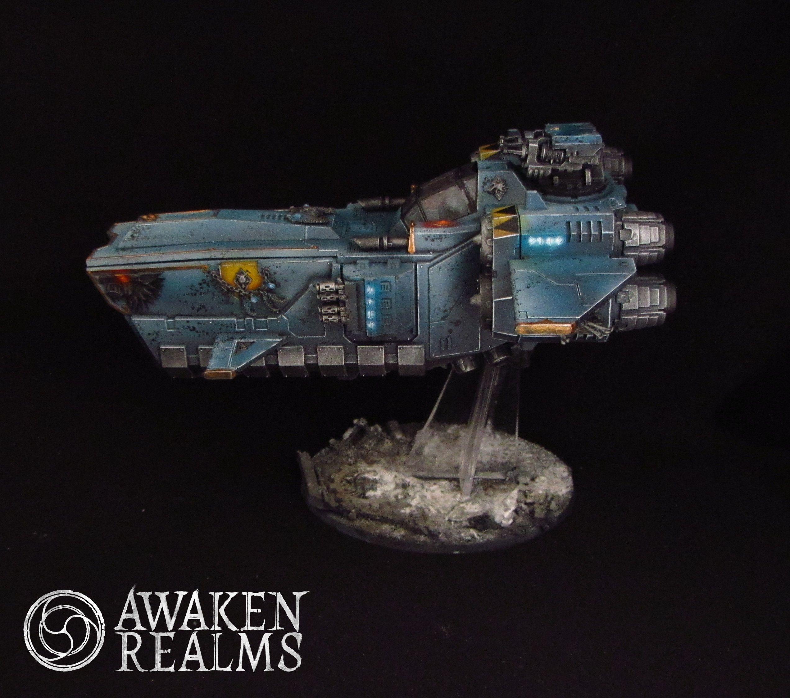 Stormwolve transporter
