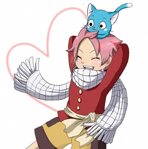 Natsu and Happy, Fairy Tail