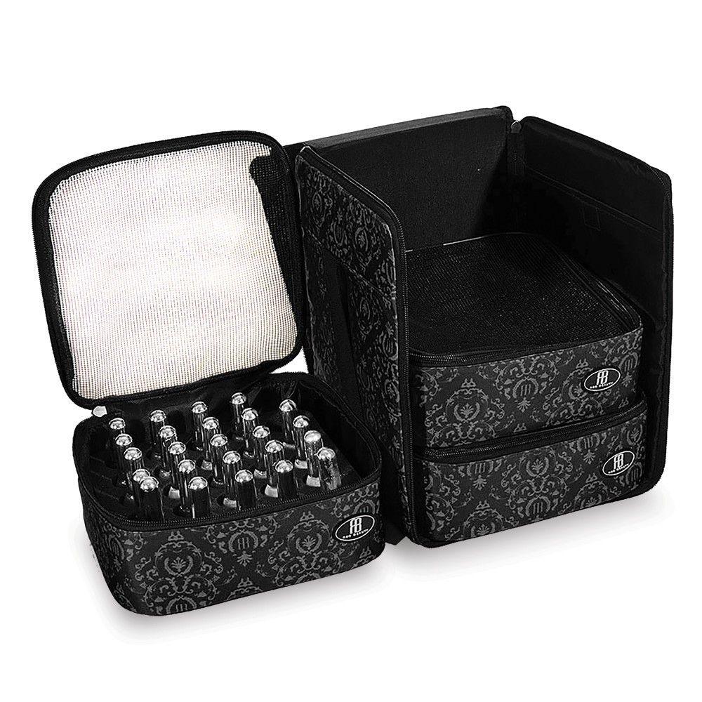 Nail Polish Cube Imperial Black Nail Polish Cubes