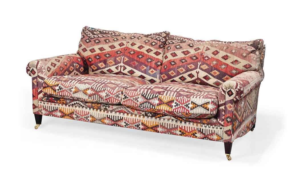 Image Result For George Smith Kilim Sofa