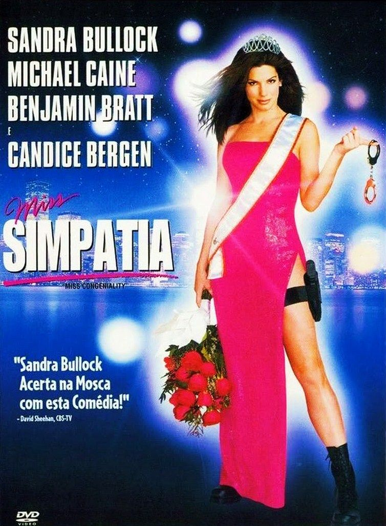 Miss Simpatia Miss Simpatia Filmes Hd 1080p