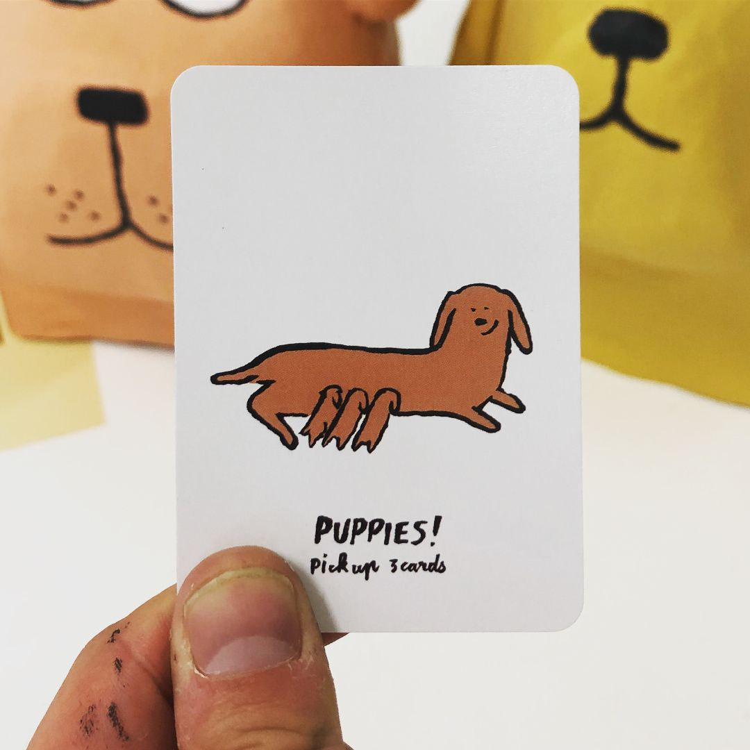 Woof! Today I'm Super Excited To Introduce You To