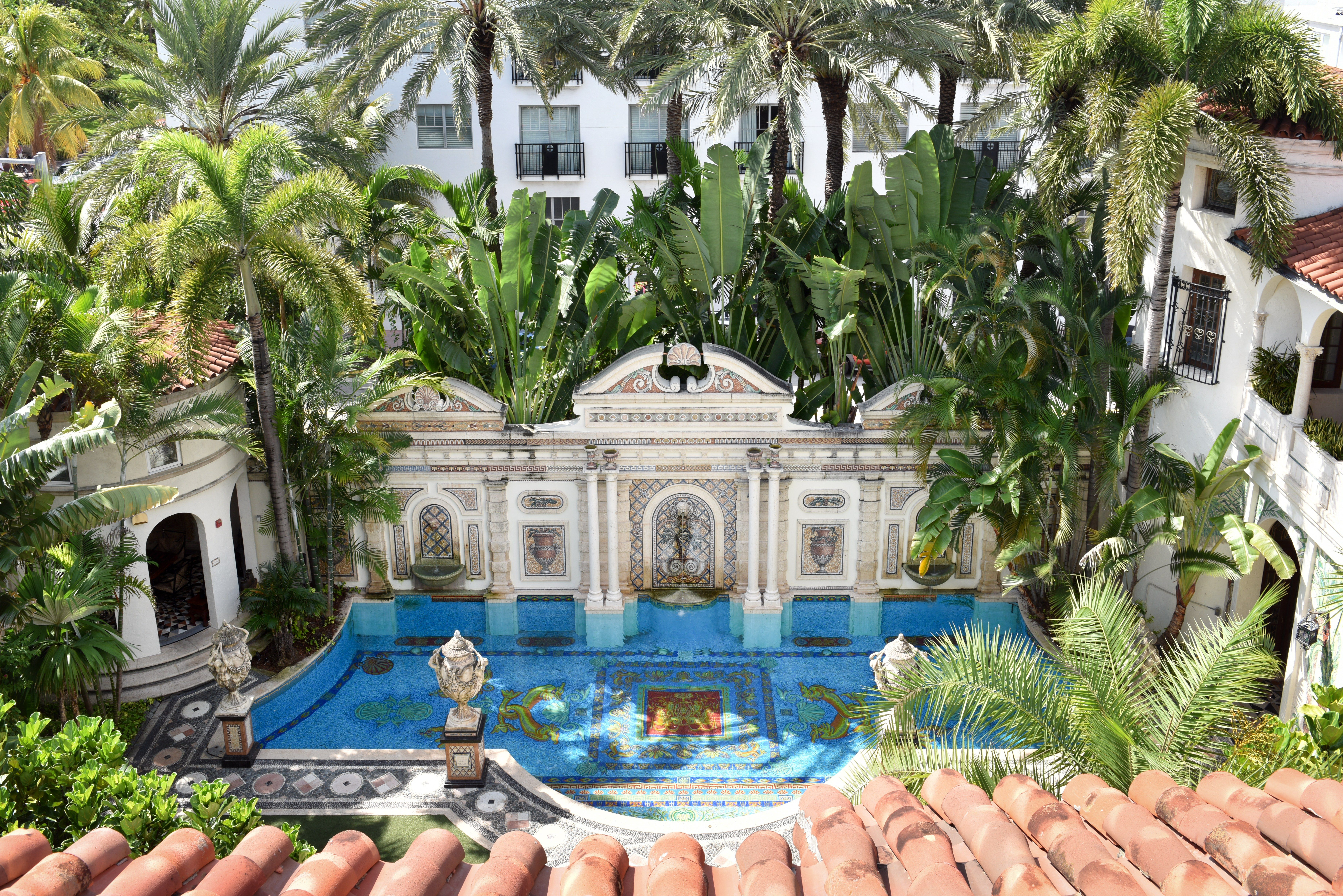 a look inside gianni versace s totally ridiculous miami mansion now rh pinterest com