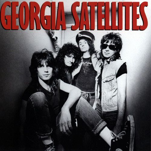 Georgia Satellites Vinyl Lp Southern Rock Music Album Covers Album Sleeves