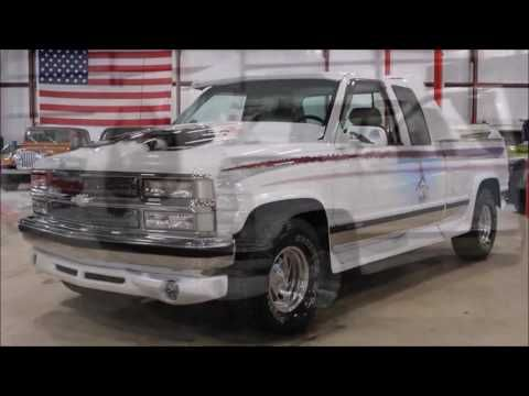 1994 Chevy Silverado - YouTube #GRAutoGallery
