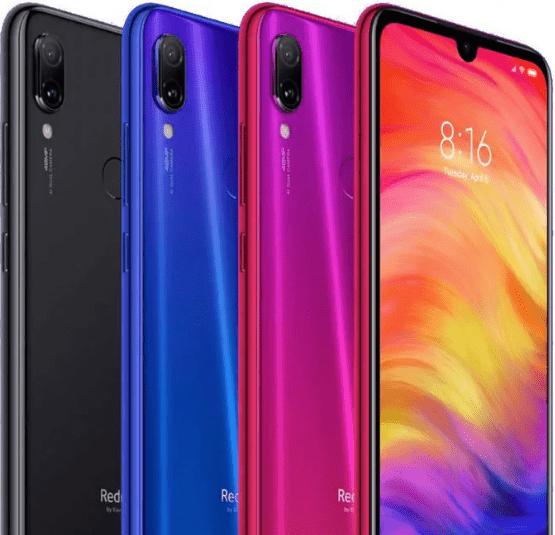 Harga Hp Xiaomi Redmi Note 7 Pro Di Indonesia Kota Hp Smartphone Kamera Led