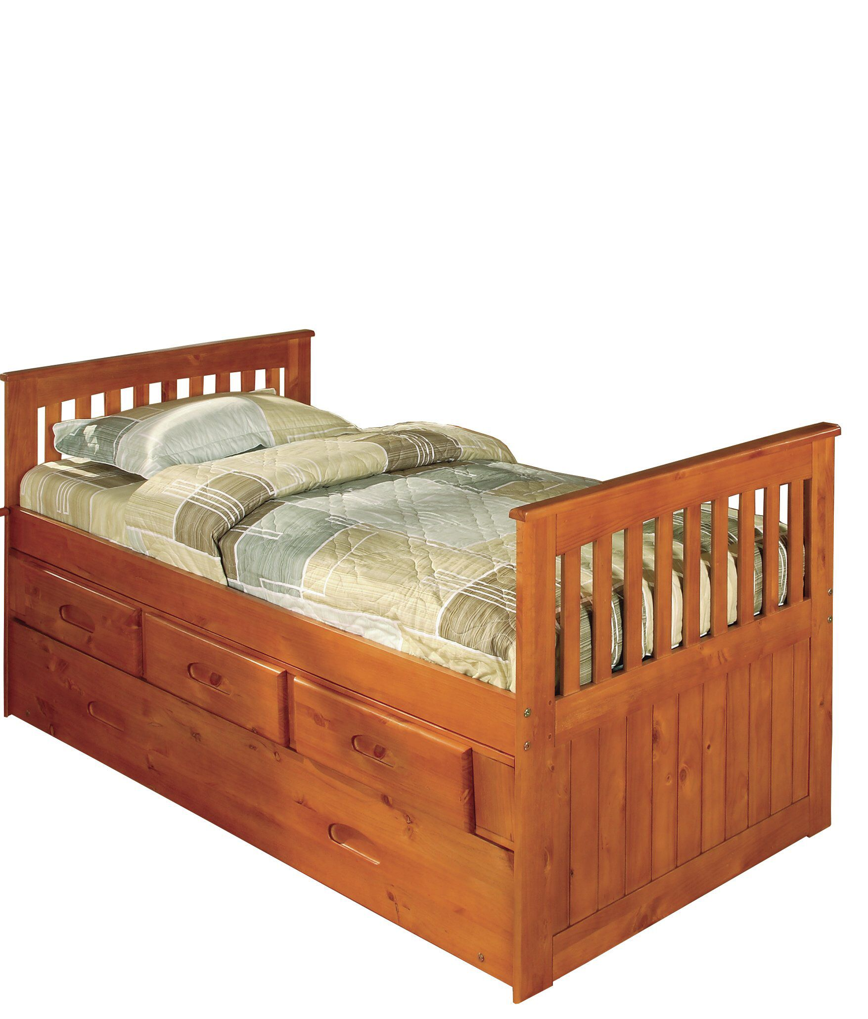 Trumble Twin Sleigh Bed With Drawers Furniture Trundle Bed Daybed With Trundle