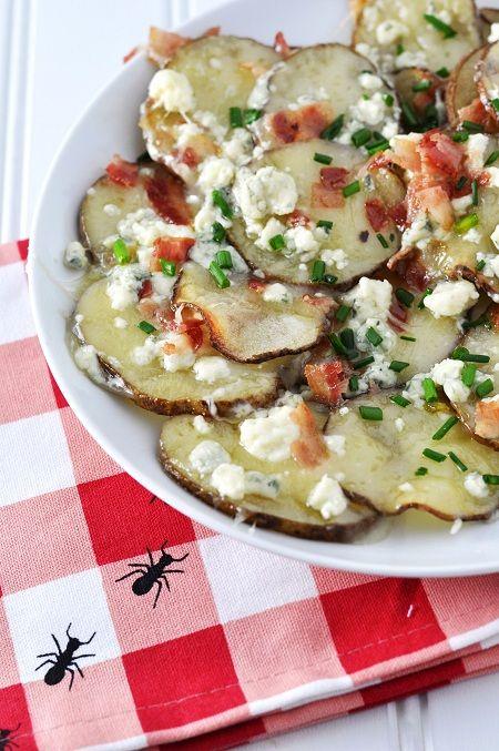 Baked Potato Chips Nachos inspired by Meg Ryan (and the diner scene) by Jennifer Leal @Jennifer Milsaps L Leal