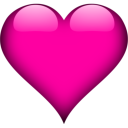 Pink Heart Icon Png Transparent 4 Png Heart Icons Heart Wallpaper Pink Heart
