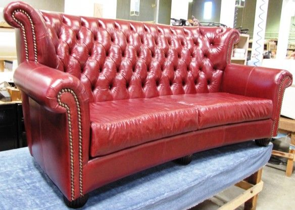 All Of Our Custom Leather Sectionals Are Made In Full Grain Leather, Which  Is The Best Quality Leather. We Only Use Leather From The Finest Tanneryu0027s  In ...