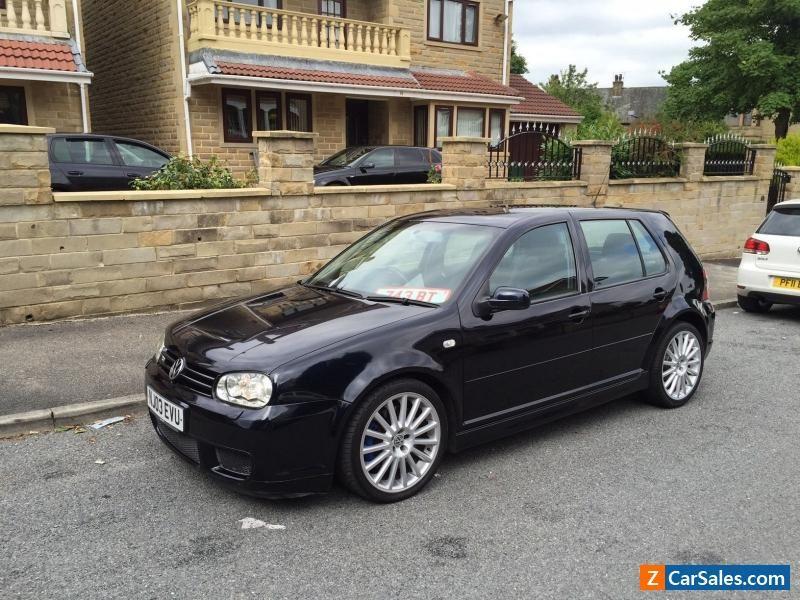Car For Sale Volkswagen Golf R32 Mk4 3 2 5 Door