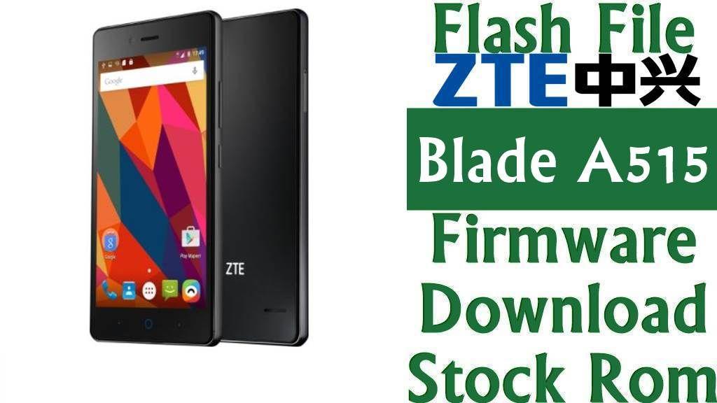 Zte Z983 Firmware Download
