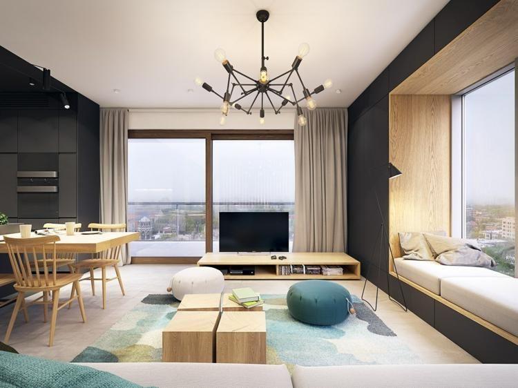 Hervorragend #Interior Design Haus 2018 Türkisfarbe, Projekt U.S.S. Haus Und Andere  Innenräume. #Modern