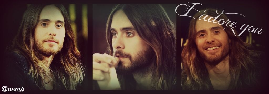 I adore you Jared