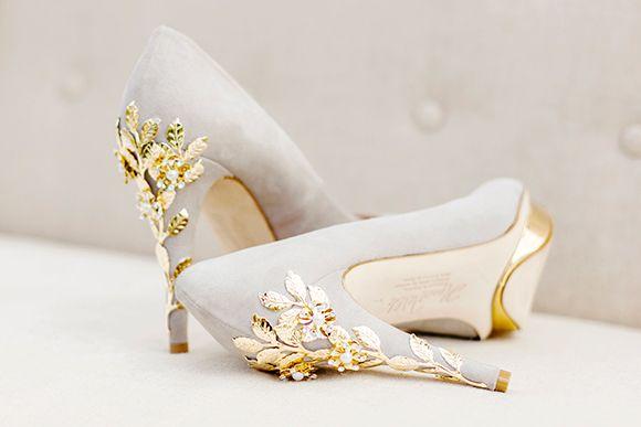 Harriet Wilde Bridgette Grey Cherry Available At Harrietwilde Modest Weddingwedding Shoeswedding