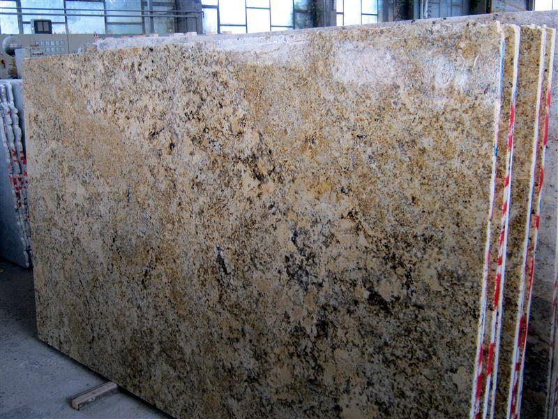 Golden Persa Granite Countertop Lot GDLMP
