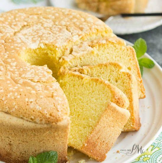 A Great Use Of Leftover Egg Yolks Twelve Yolk Pound Cake Is