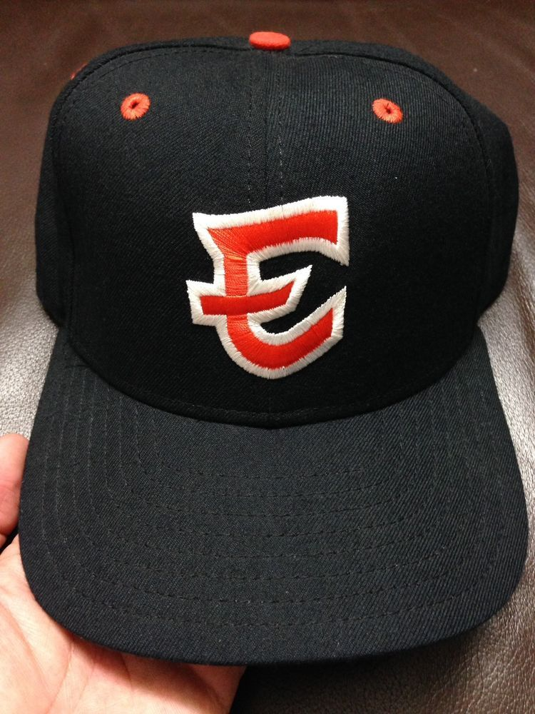 B1 Authentic Hat Cap Fitted New Era Vtg Minor League Baseball E Tigers 7  1 4  NewEra  BaseballCap 840cca73891