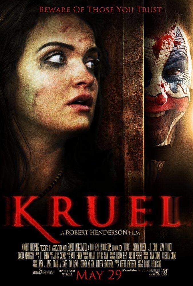 Film D'horreur En Streaming : d'horreur, streaming, Kruel, Streaming, Films, Thriller,, Horreur,