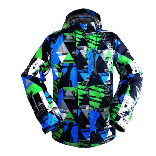 567b2b8d4f8b Ski Snowboard Jacket For Men Winter Snow Wateproof Thick Skiing Snowboarding  Hiking Coats Male Warm Ski Jacket Top 2019 New 3XL