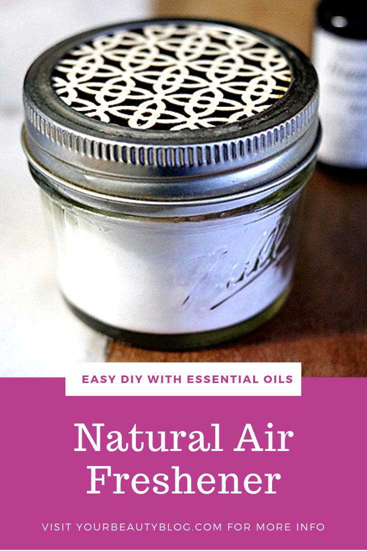 DIY Natural Air Freshener With Essential Oils in 2020