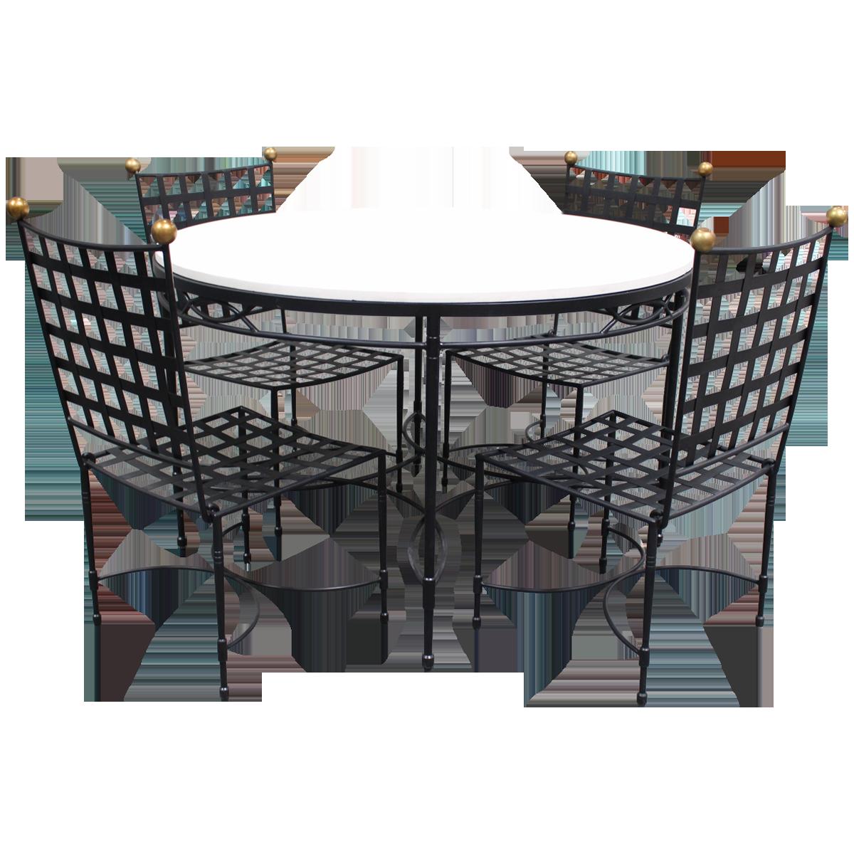 Amalfi Dining Set