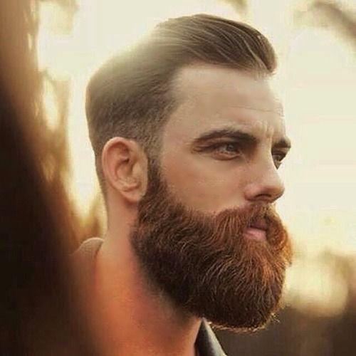 The Beard & The Beautiful -0334 | Barbas | Pinterest | La barba ...