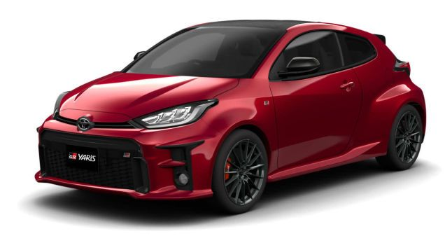 The 268 Hp 2020 Toyota Gr Yaris Will Start At Nearly 38800 In The Uk While Americans Have Only Been Teased With The Promise Of The In 2020 Yaris Toyota Hot Hatch