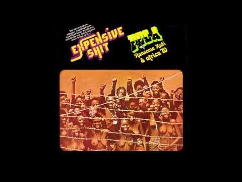 Fela Kuti Expensive Shit 1975 Full Album Fela Kuti Vinyl Lp Vinyl
