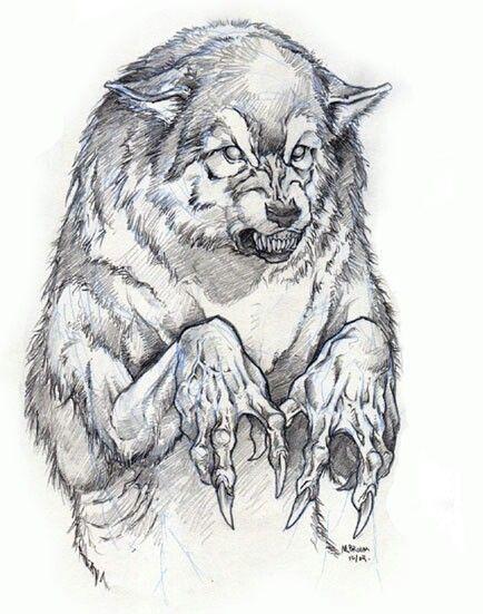 Pin de Doug Winters en Werewolves | Pinterest | Hombres lobo ...