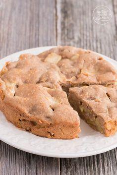 apfelkuchen ohne zucker butter ei rezept kuchen pinterest apfelkuchen gesunder. Black Bedroom Furniture Sets. Home Design Ideas