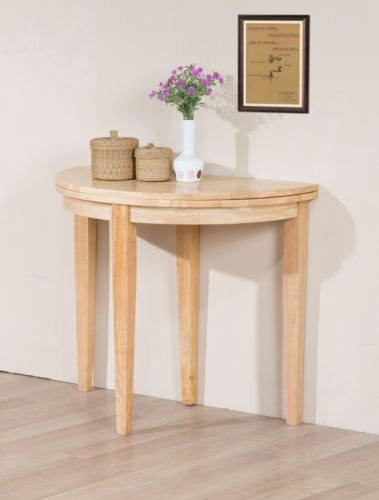 Half Moon Table Kitchen Design Ideas Pictures Remodel And Decor