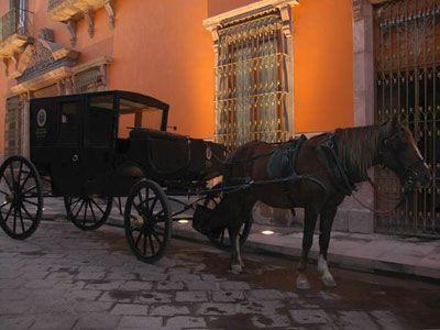 Hotel Museo Palacio de San Agustín en San Luís de Potosí